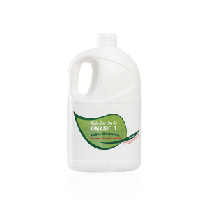 Nước giặt hữu cơ OMANIC 1 - 2000ml