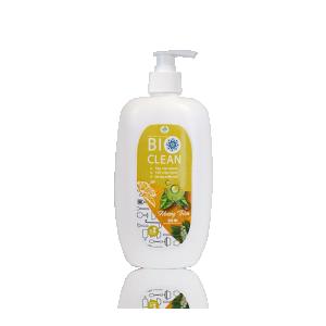Nước rửa chén sinh học thảo dược BioClean X2 hương tràm - 500ml