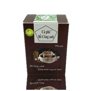 Cà phê Bồ Công Anh 100g/6 túi