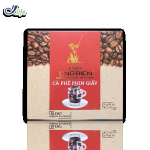 Cà phê phin giấy hữu cơ Ong Biển 170g