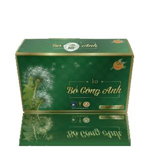 Trà thảo dược Bồ Công Anh 60g/50 túi lọc