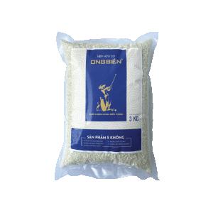 Gạo nếp hữu cơ Ong Biển - 3kg
