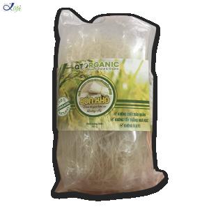 Bún gạo khô hữu cơ QTOrganic - 1kg