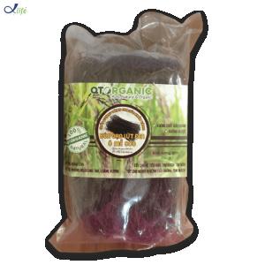 Bún gạo lứt đen Ô Mễ Cốc hữu cơ QTOrganic 1kg