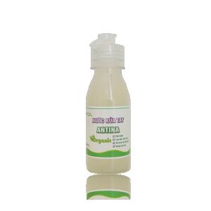 Nước rửa tay khô hữu cơ ANTINA - 100ml