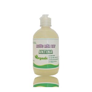 Nước rửa tay khô hữu cơ ANTINA - 500ml