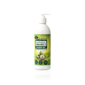 Sữa tắm hữu cơ OMANIC 1 - 500ml