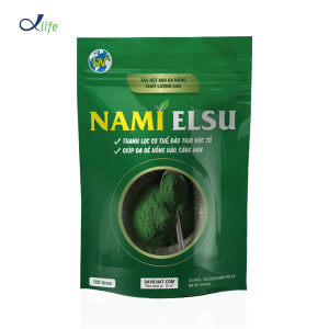 Bột tảo xoắn Nami Elsu - 100g