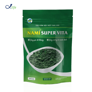 Tảo cốm Nami Super Vita - 100g