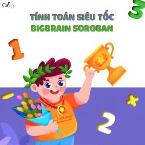 Tính Toán Siêu Tốc BigBrain Soroban