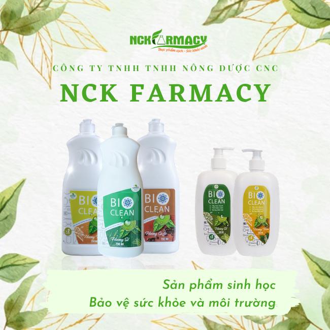 Thông tin công ty TNHH NÔNG DƯỢC CÔNG NGHỆ CAO NCK FARMACY