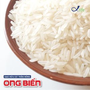 Gạo hữu cơ là gì?