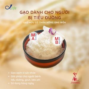 Gạo dành cho người bị tiểu đường - sử dụng hàng ngày