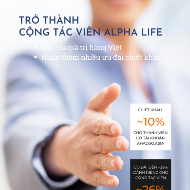 Giao lưu CTV Alpha Life cùng Công ty Anh TNHH Cát Hòa