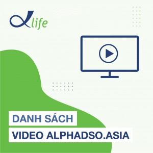 Danh sách video DSO.VN